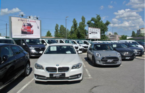 Prodaja polovnih vozila