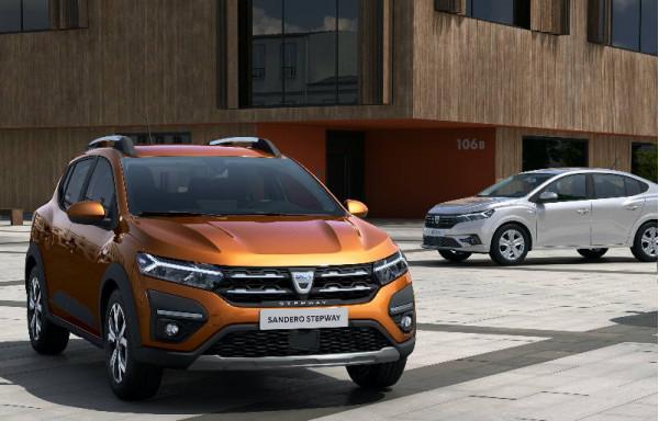 Sasvim novi Dacia Sandero Stepway i Logan