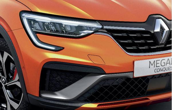 Renault Megane CONQUEST dolazi na tržište Srbije