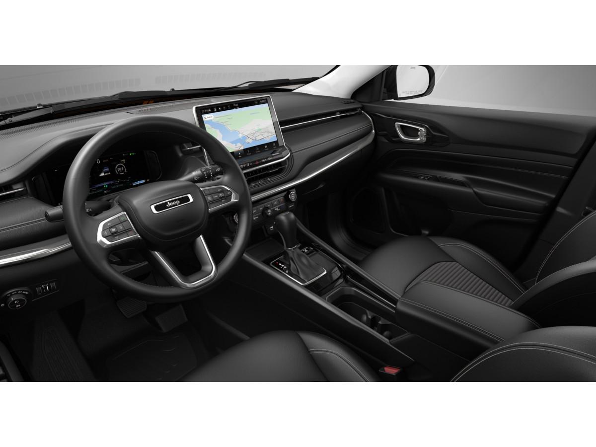 Jeep Compass 1.3 Turbo 150ks DDCT 4x2 Limited Pack 1
