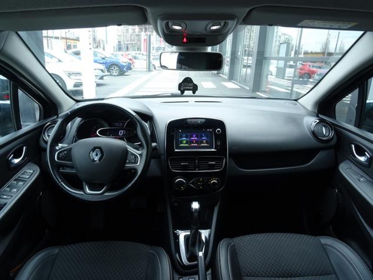 Renault Clio TCE 120 EDC Intens