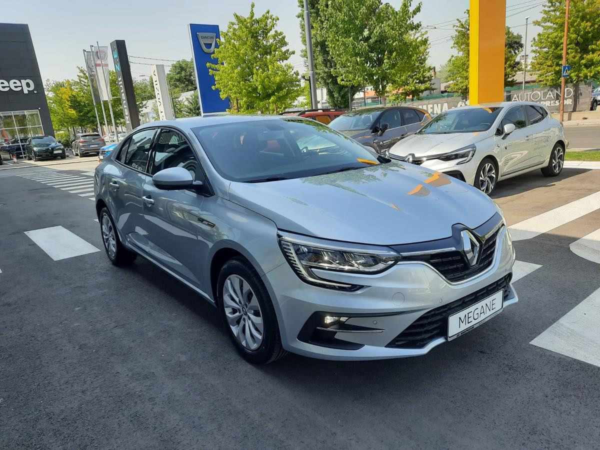 Renault Megane GrandCoupe Intens Tce 115