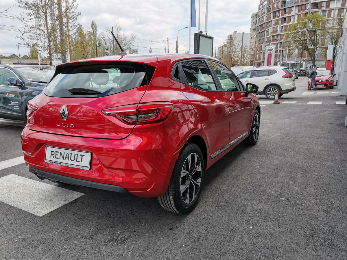 Renault Clio Limited Sce 65
