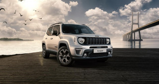 Jeep Renegade 1.3 Turbo 150ks DDCT 4x2 Limited + Promo pack 80TH ANNIVERSARY