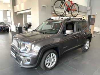 Jeep Renegade 1.6mjtd 120ks 4X2 Limited + Promo pack
