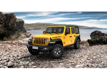 Jeep Wrangler 2.0 GME 270ks AT8 Rubicon 4vr
