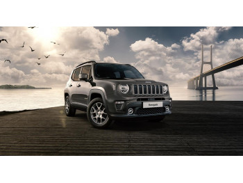 Jeep Renegade 1.0 Turbo 120ks 4x2 Limited + Promo pack